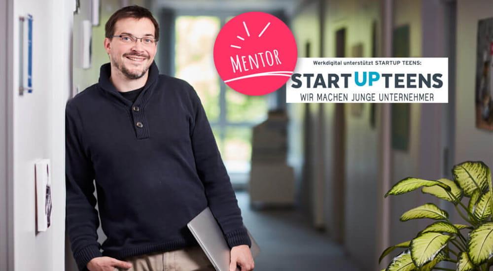 Hero Blogeintrag Startup Teens
