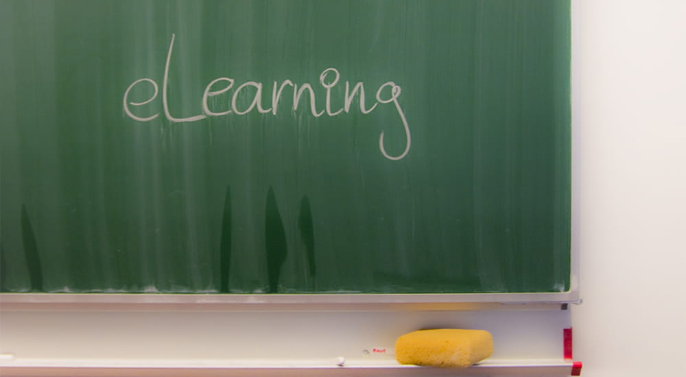 Hero Blogeintrag E-Learning