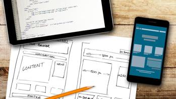 Mobile Apps - Konzeption Headerbild