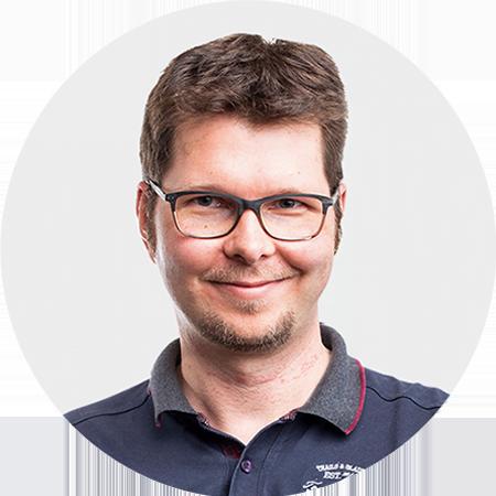 Prokurist Benedikt Huss