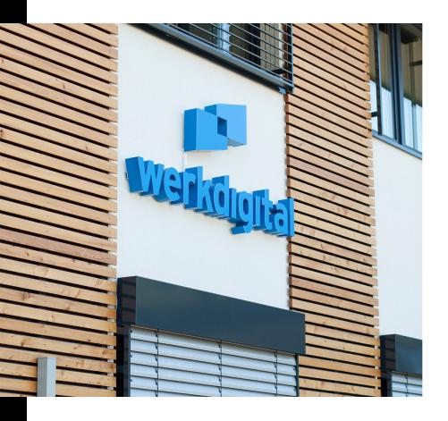 Werkdigital Gebäude